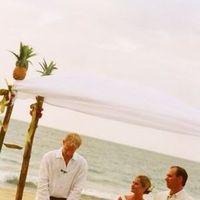 Ceremony, Flowers & Decor, Decor, white, Beach, Beach Wedding Flowers & Decor, Setting, Marweddings