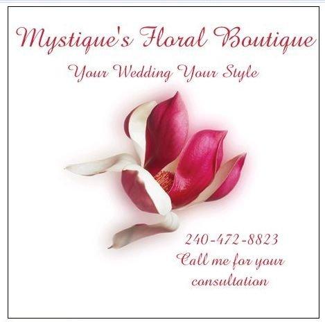 Orchids, Mystiques floral boutique