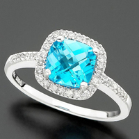 Jewelry, blue, Engagement Rings, Ring