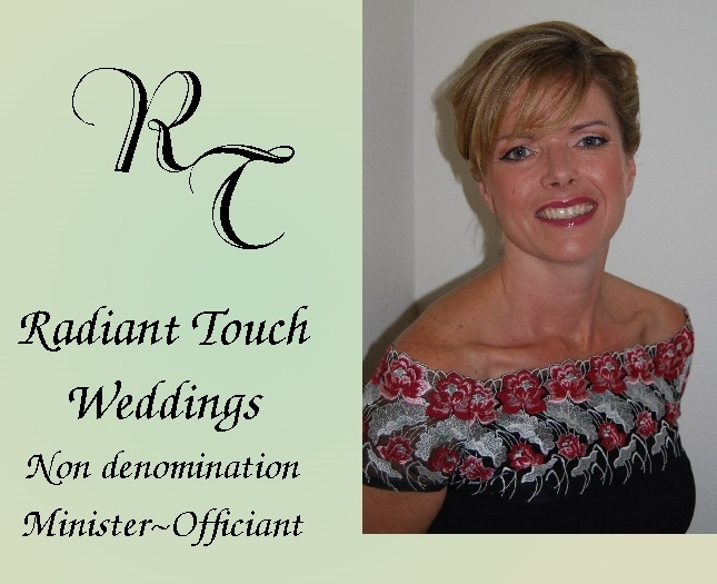 Wedding, Weddings, Oregon, Minister, Non, The radiant touch weddings, Denomination