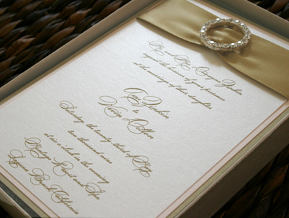 Stationery, Classic Wedding Invitations, Glam Wedding Invitations, Invitations, Boxed, Prim pixie