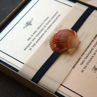Stationery, Invitations, Boxed, Prim pixie