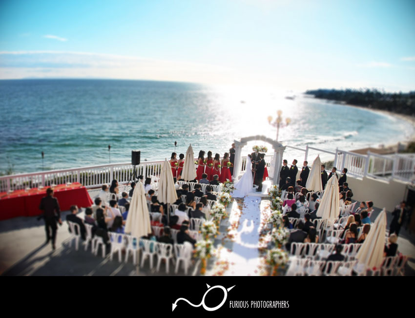Beach, Wedding, At, Laguna, Village, Occasions, Cliffs at laguna village