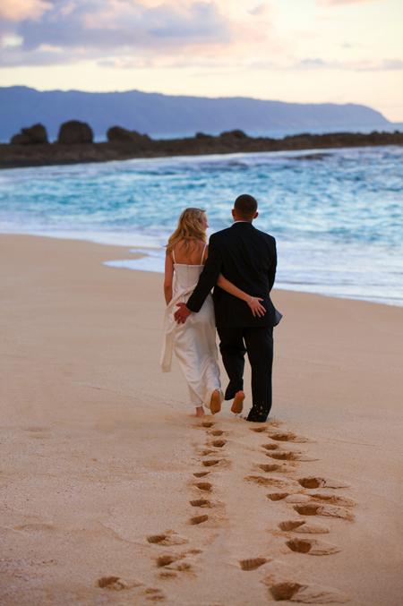 Photography, Destinations, Hawaii, Beach, Wedding, Sunset, Oahu, Ainakai, Ainakai photography