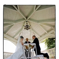 Ceremony, Flowers & Decor, Gazebo