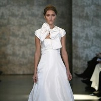 Wedding Dresses, Fashion, dress, Strapless, Strapless Wedding Dresses, Empire, Princess, Monique lhuillier