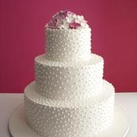 Cakes, white, pink, cake, The cake girls