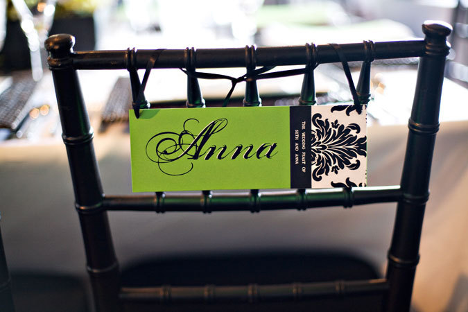 Reception, Flowers & Decor, Stationery, white, blue, black, Rustic, Modern, Place Cards, Rustic Wedding Flowers & Decor, And, Placecards, Chair, Hall, Twist, Organic, Charm, Chic, Historic, Something, Ties, Boathouse, Anna, Manka's, Seth