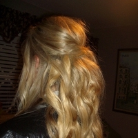 Beauty, Half-up, Wavy Hair, Long Hair, Hair, Long, Wavy