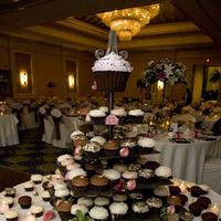 Cupcakes, Wedding, Majell del castillo events