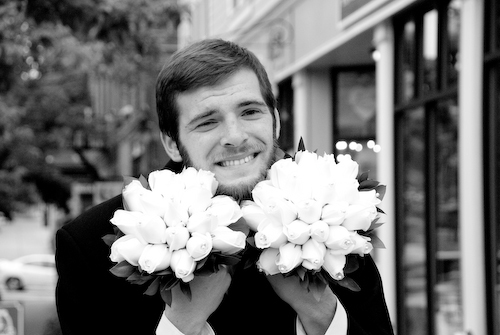 Flowers & Decor, Groomsmen, Flowers, Fun, Man, Best, Candid, Jen martin studios