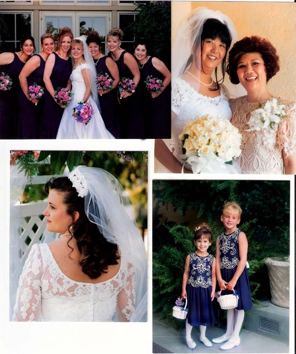Beauty, Wedding, Hair, Kris mcdonald