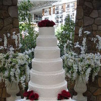 Cakes, cake, Wedding, Hotel, Texas, 7, Tier, Gaylord