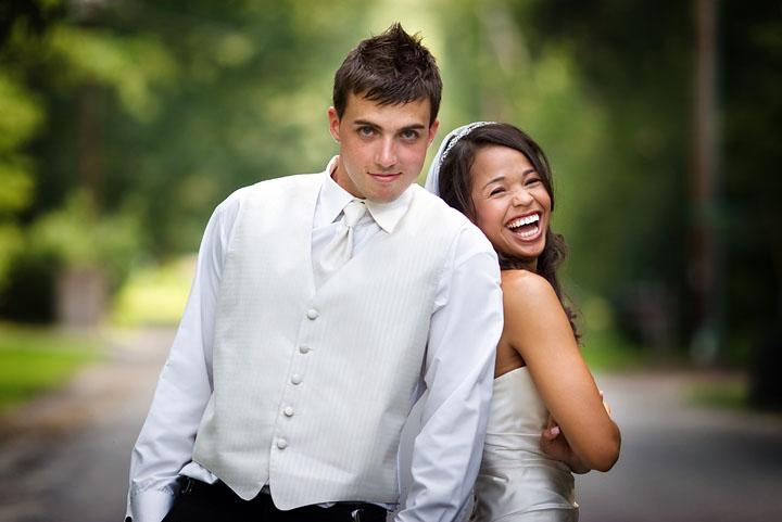 Wedding, Fun