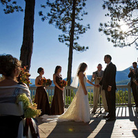 Ceremony, Flowers & Decor, Outdoor, Wedding, Elegant