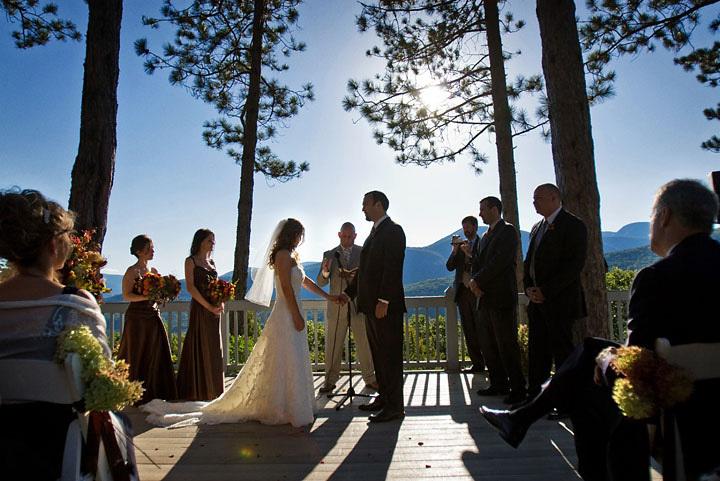 Ceremony, Flowers & Decor, Outdoor, Wedding, Elegant