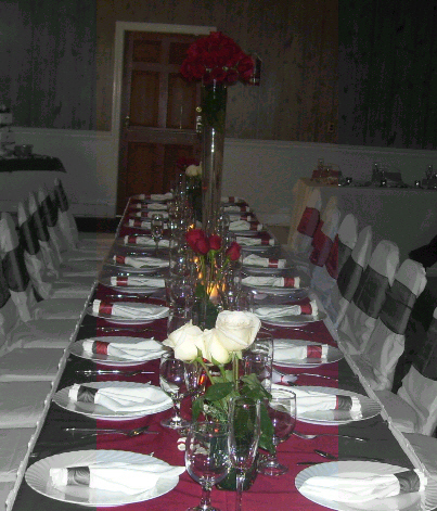 Table, Design, Niki thornton events