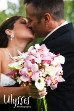 Flowers & Decor, white, pink, Flowers, Wedding, Calla, Lilies, Orchids, Ulysses photography