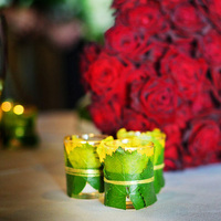 Flowers & Decor, Favors & Gifts, red, Favors, Candles, Flowers, Roses, Wedding, Ulysses photography