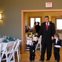 Flowers & Decor, Flowers, Ring bearer, Groomsman, Pillows