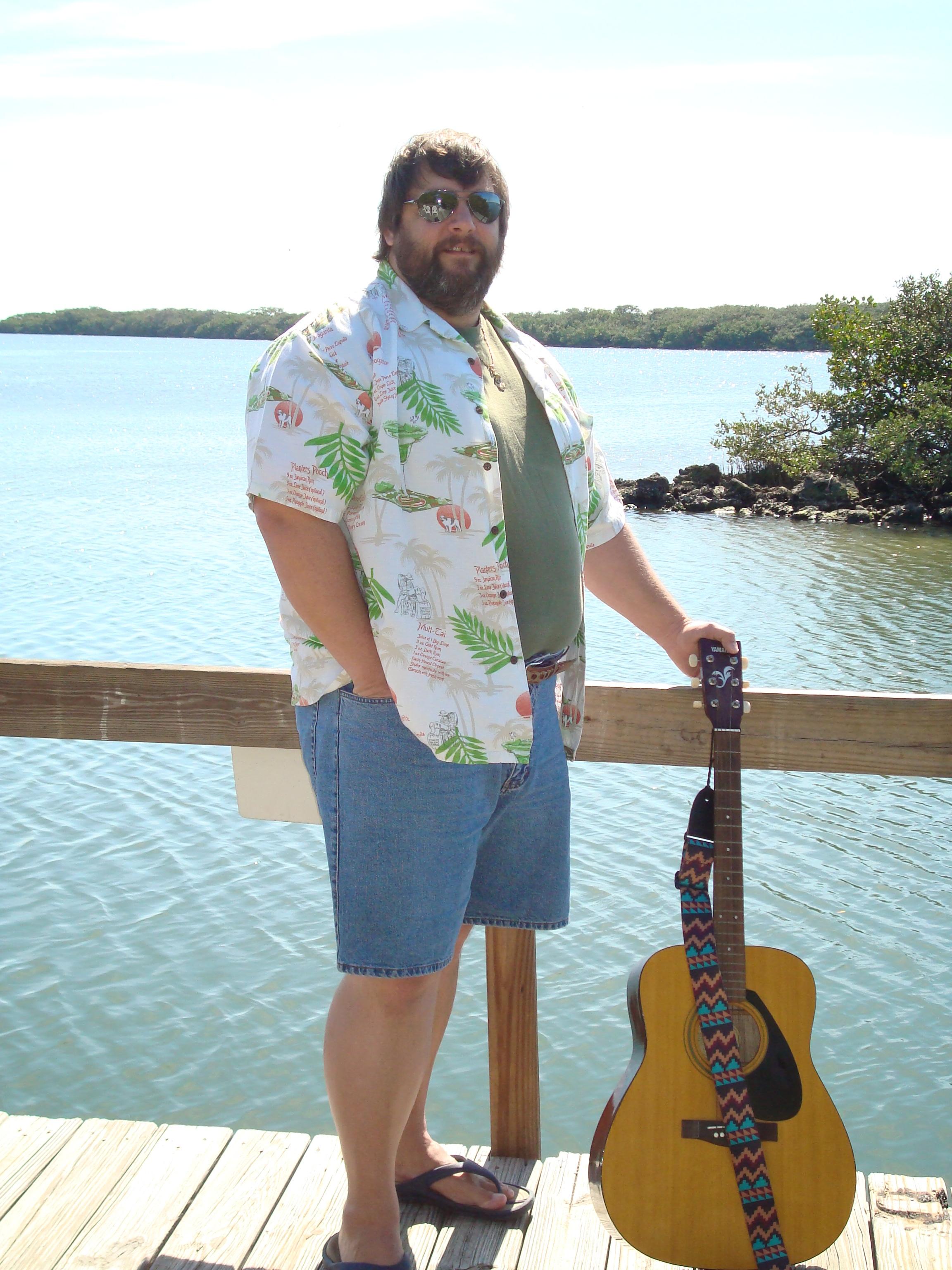 Tropical, Music, Guitar, Rock, Trop, John friday
