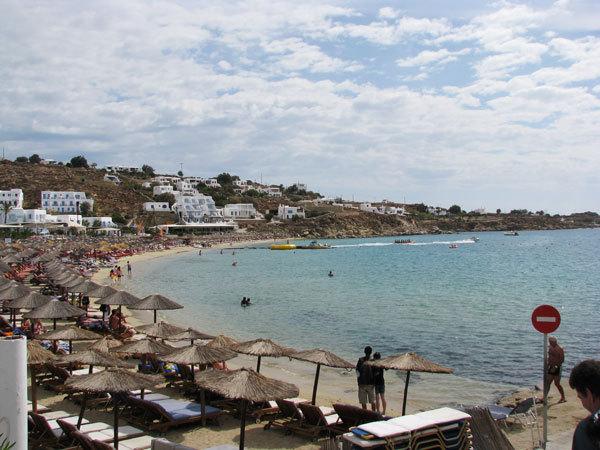 Beach, Mykonos