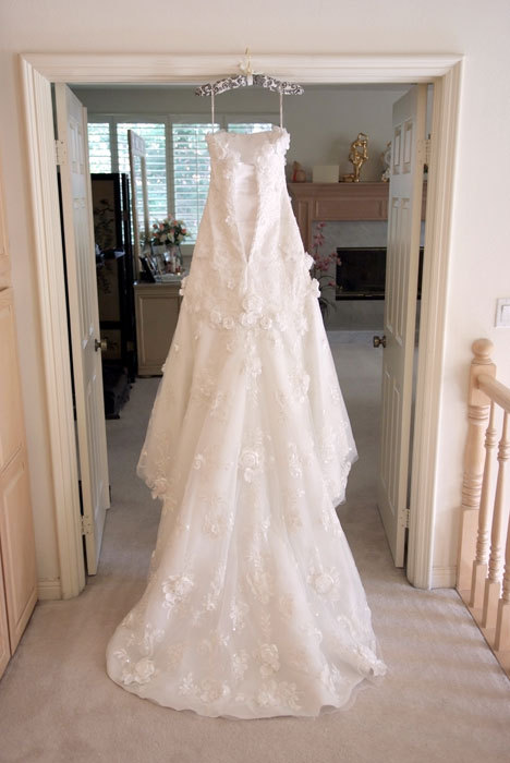 Wedding Dresses, Fashion, dress, Of, Back, View