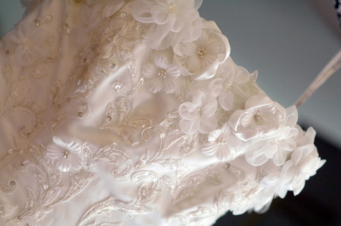 Wedding Dresses, Fashion, dress, Of, Detail, Closeup