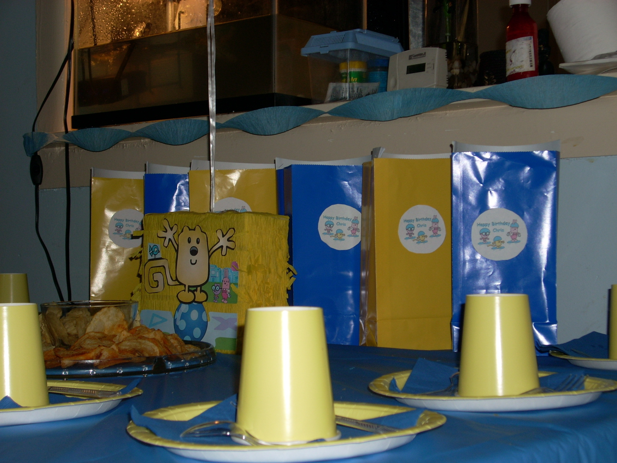 Favors & Gifts, favor, Favors, Centerpiece, Party, Children, Birthday, Decorations, Child, Royal engagement, Wow wow, Wow, Wubbzy
