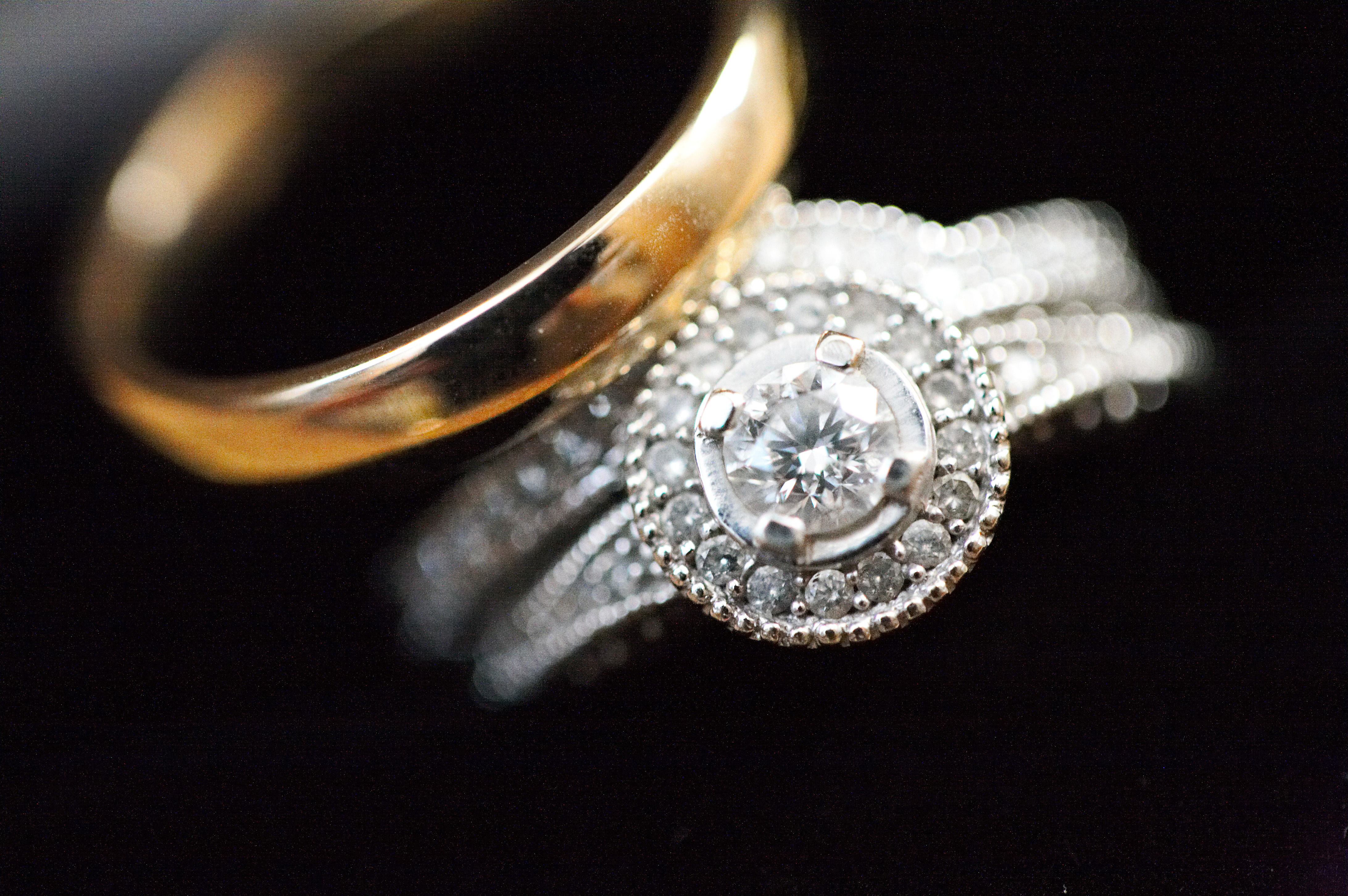 Jewelry, gold, Engagement Rings, Wedding, Ring, Antique