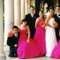 Bridesmaids Dresses, Wedding Dresses, Fashion, pink, dress, Bridesmaid, Hot