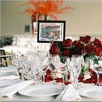 Reception, Flowers & Decor, red, Flowers, Rose