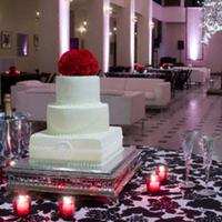 Flowers & Decor, Cakes, red, cake, Flowers, Rose, Damask