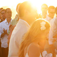 Beach, Bride, Groom, Weddings, Beautiful, Diana kay photography