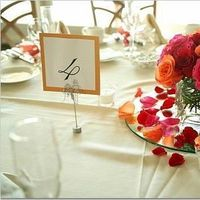 Reception, Flowers & Decor, Square, Flowers