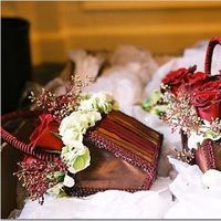 Flowers & Decor, red, Flowers, Purse, Rose