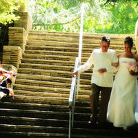Bride, Father, Diana kay photography