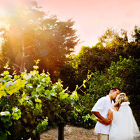 Bride, Groom, And, Diana kay photography