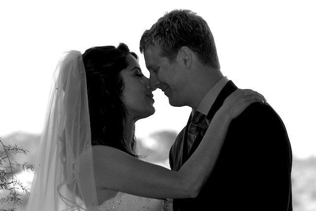 Beauty, Ceremony, Flowers & Decor, Veils, Fashion, Bride, Groom, Veil, Hair, The kiss