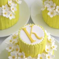 Cakes, yellow, cake, The cake girls