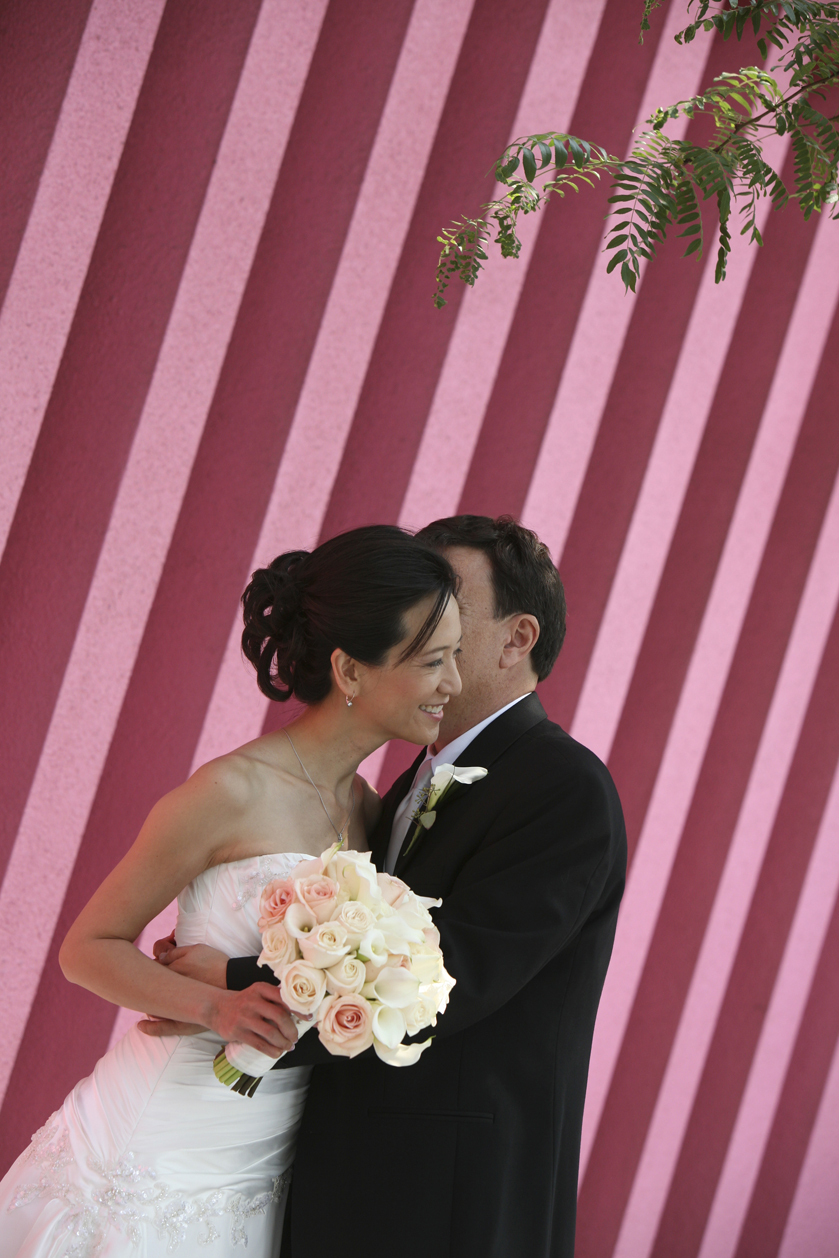 pink, Bride groom, Luciexyz photography
