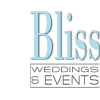 Logo, Bliss weddings events
