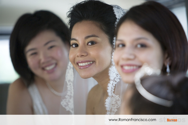 Veils, Fashion, white, Veil, Wedding, Limousine, Catholic, Color, Bokeh, Smile, Roman francisco, Horizontal