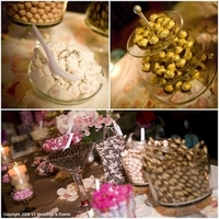 Reception, Flowers & Decor, Candy, Buffet, V3 weddings events