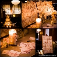 Reception, Flowers & Decor, Board, Wish, Seating, Chart, V3 weddings events