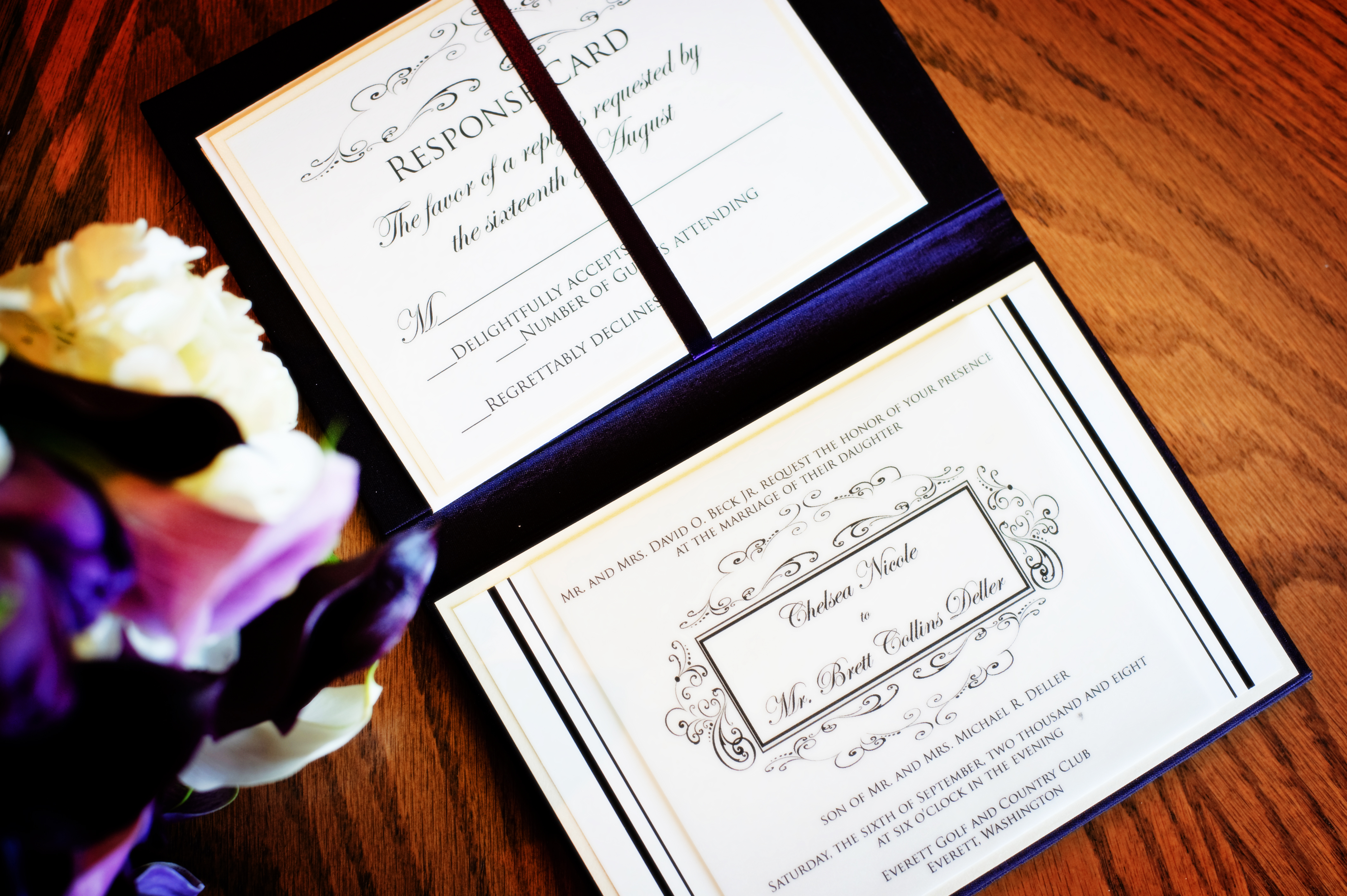 Stationery, Classic Wedding Invitations, Invitations