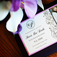 Stationery, Invitations, The, Save, Date