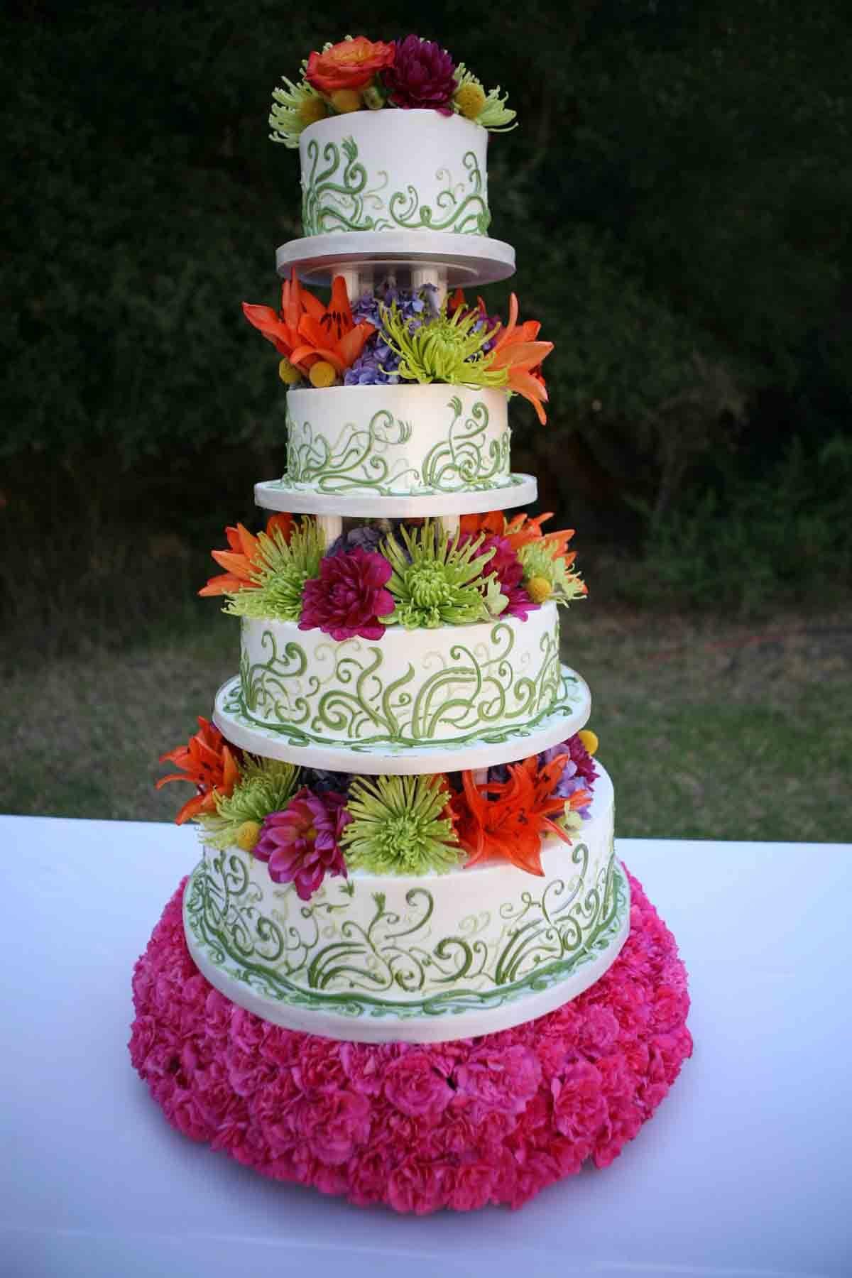 Cakes, cake, Wedding, Cake coquette