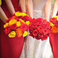 Flowers & Decor, Bride Bouquets, Flowers, Bouquet, Colorful, Vibrant, Rascon design photography