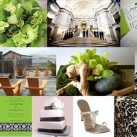 green, brown, black, Inspiration board